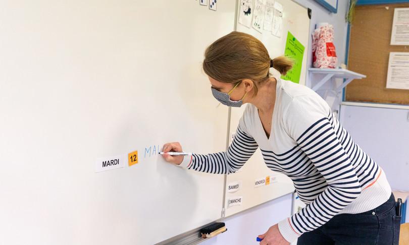 Scuola:test seriologici a docenti e personale. L'idea governo-Cts