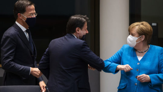 A che punto è il negoziato europeo sul Recovery Fund