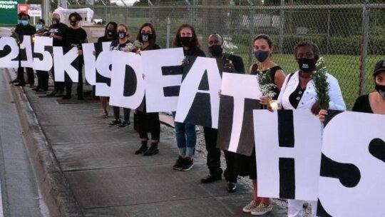 Covid, l'epidemia negli Usa: 5 scenari possibili (e una proposta)
