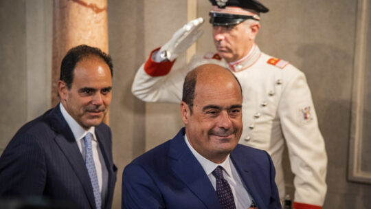 Verifica di governo? Zingaretti costretto a 'bacchettare' il capogruppo Marcucci