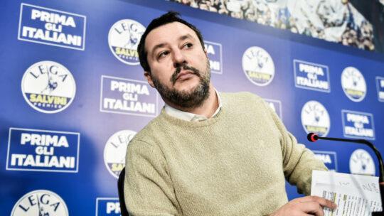 Nel centrodestra Salvini punta a un gruppo unico in Parlamento