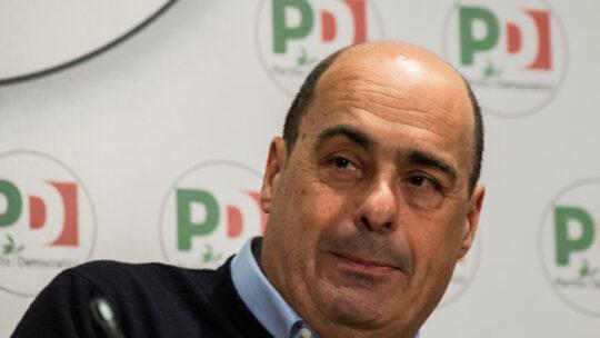 Zingaretti 'chiama' le opposizioni e smina la strada di Conte