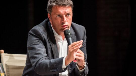 """Renzi: """"Se Conte vuole i pieni poteri ritiro il sostegno"""""""
