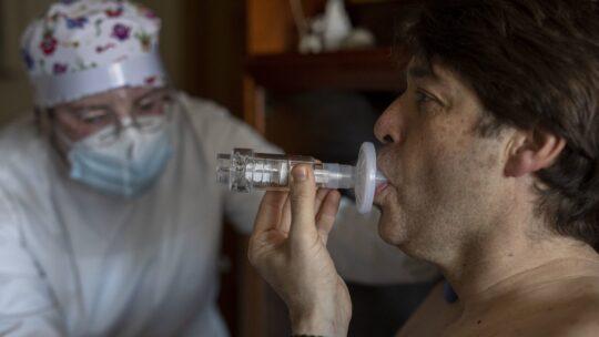 Covid-19, ecco perché serve il fisioterapista respiratorio