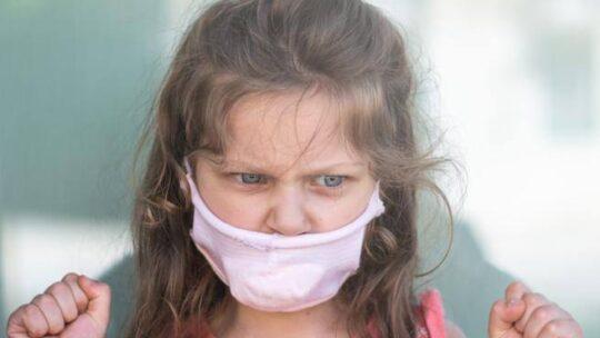 Irritabili, capricciosi e insonni: così Covid-19 ha cambiato i  bimbi