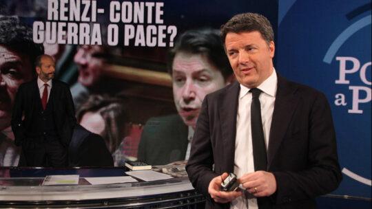 """""""Non vogliamo poltrone. Pronti a lasciarle"""", dice Renzi"""