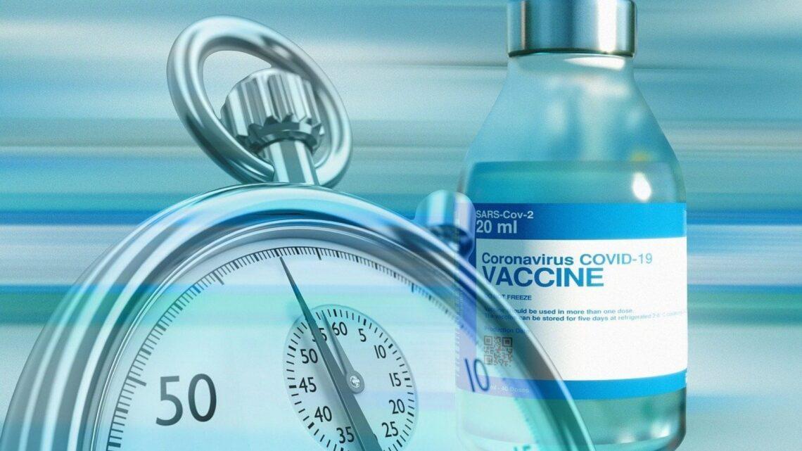 Vaccino Covid: protetti sin dalla prima dose