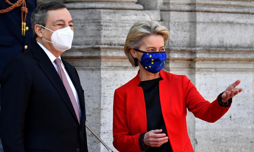 """Draghi al summit mondiale sulla salute: """"Dobbiamo vaccinare il mondo e farlo velocemente"""""""