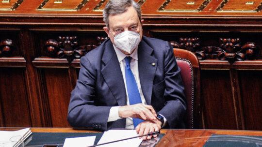 Draghi punta a riaprire in sicurezza; alta tensione Pd-Lega su riforme