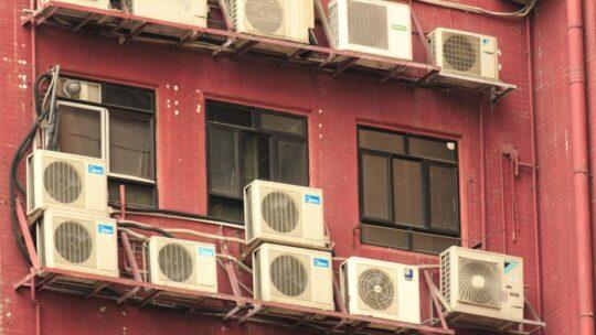 Covid: come usare l'aria condizionata